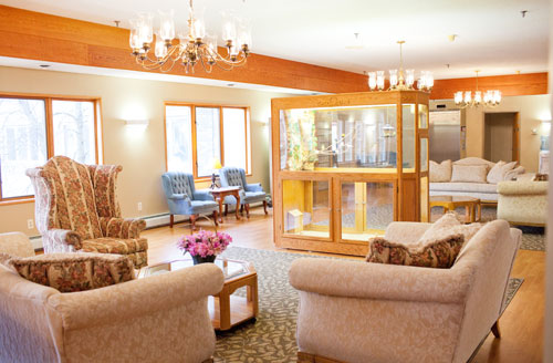 Brookstone Manor Family Room